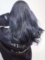【Shuu】ネイビーブルーカラー デザインカラー ブルージュ