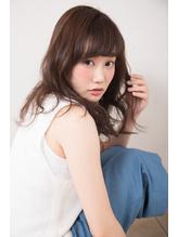【ブルージュカラー】カラーで魅せる透明感×柔らかさ☆ 社会人.41