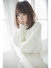 【uta*_girls】ミニマムボブ×ノットヘア×トキオトリートメント.2