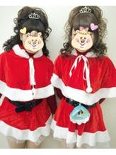 クリスマス♪ハーフちらしヘア☆+° クリスマス.58