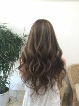 立体メッシュ まとめ髪.23