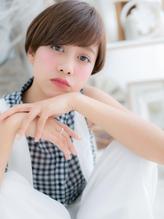 シンプル可愛い★マッシュボブa 小頭.51