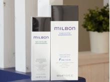 MILBONの上質なシャンプーを使用♪美しい髪へ導きます!