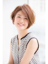 【Ramie】加藤貴大 30代40代オススメ!!耳かけ小顔ショート .27