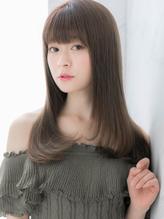 *LOREN*透明感イルミナカラー×美髪ストレートロング.19