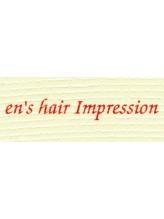 エヌズヘアーインプレッション(en's hair IMPRESSION)