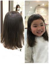 【nao*c area2北生駒】前髪切りすぎちゃったキッズカット.5