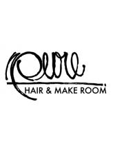 ヘアー アンド メイク  ルーム ピュア(Hair and Make Room PURE)