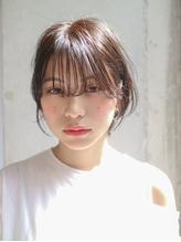 【DaVin中目黒】 大人かわいい 小顔 大人 ショートボブ.55