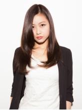 【NEWOPEN/新宿西口5分】クセ毛を扱いやすいヘアに♪【縮毛矯正+カット+前・後処理Tr¥9180】ロング料金なし