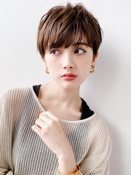 [K-two青山]ココアブラウン/センシュアルショート[表参道]