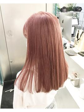 pink beige◎