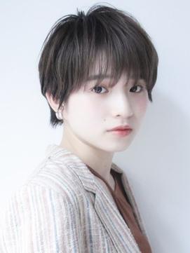 [中村 マサアキ]ナチュラルストレートショート☆