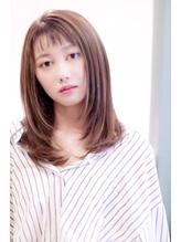 大人かわいいシースルー☆セミディ.7