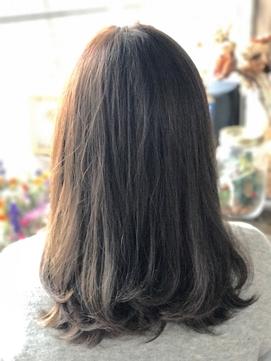 サロンワーク24 イルミナカラー【髪質改善プラセンタTr表参道】