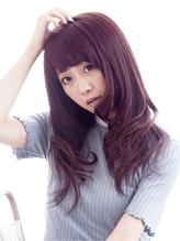 ☆ふんわりスタイリングが決まる秋色ロング☆ .57