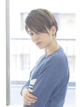 ☆レディースツーブロック エッジ刈り上げパンクスタイル☆  パンク.4