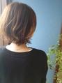 《Kubu hair》大人可愛いミディアムパーマ