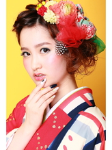 4.14NEW OPEN!☆卒業式style☆レトロモダンスタイル ダンス.54