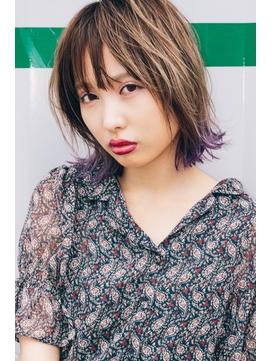 ☆ misherry 厚めバング・モードカジュアルBOB ☆ 3