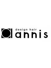 デザイン ヘアー アニス(design hair annis)