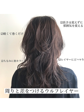 【SATOSHI】ウルフレイヤー