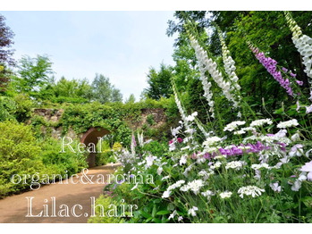 オーガニックアンドアロマ ライラック(Organic Aroma Lilac)(山形県山形市/美容室)