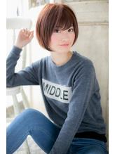 ピュアガーリー☆マッシュボブa 小頭.59