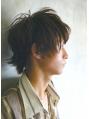 ツーブロック~No.1ショート【Henri】