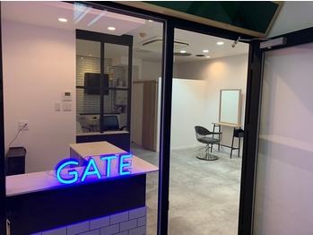 ゲート(GATE.)(大阪府大阪市北区)