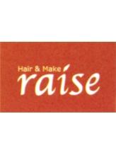 ヘアアンドメイクレイズ(HAIR&MAKE raise)