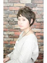 [Fe's] 短めバング×愛されショート .19