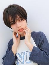 コンパクトマニッシュマッシュショート〈表参道drop〉.41