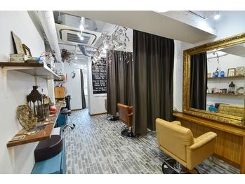ヘアーサロン 6(hair salon)(兵庫県神戸市中央区/美容室)