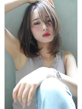 【Blanc/浜松】ベージュカラー/レイヤーボブ/ボブディ 2