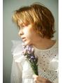 【FlowerByenn】外国人風透明感ショート