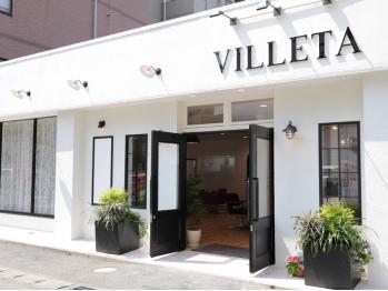 ヴィレッタ(VILLETA)(千葉県柏市/美容室)