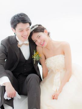 【結婚式】花嫁さんのサロンでのヘア&メイク 38500円から