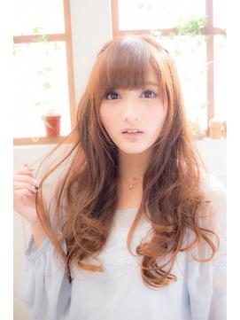 【mielhair新宿】朝日に溶け込む天使のいたずらカール♪