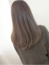 しっとり美髪☆トレンドカーキで女っぽストレート☆ .49