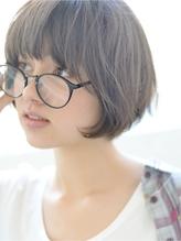 【butterfly郡司泰之】2018 春夏ナチュラルショートマッシュボブ 40代.48
