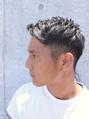 【代官山LAIDBACK】ツーブロック ビジネスマン ショートヘア