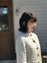 【ROOTS水戸】切りっぱなしウェービィーBOB☆.18