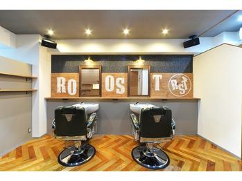 ヘア アンド フェイス ルースト 花園店(hair&face ROOST)(京都府京都市右京区/美容室)