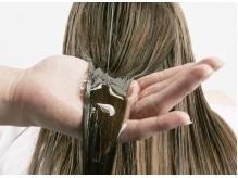 髪の内部からしっかり浸透し極上の美髪を実現☆