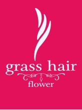 グラスヘアー フラワー(grass hair flower)