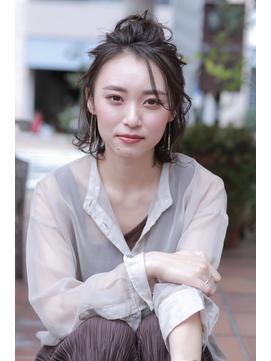 【Charme】日紫喜清矢 カジュアルヘアセット♪ 20代30代