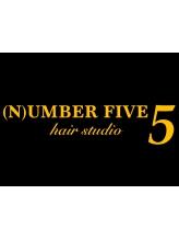 ナンバーファイブ(NUMBER FIVE)