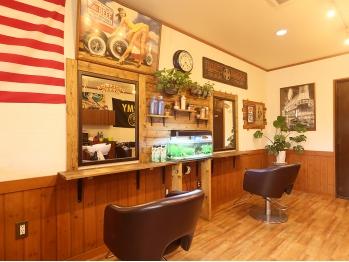 ヘアサロン アメリカン ドリーム(AMERICAN DREAM)(神奈川県横浜市泉区/美容室)