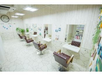 アンク クロス 新宿店(ANKHCROSS)(東京都新宿区/美容室)